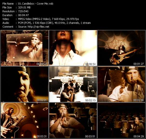 Candlebox video screenshot