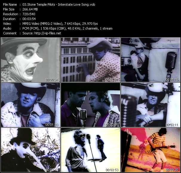 Stone Temple Pilots video screenshot