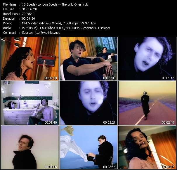 Suede (London Suede) video screenshot