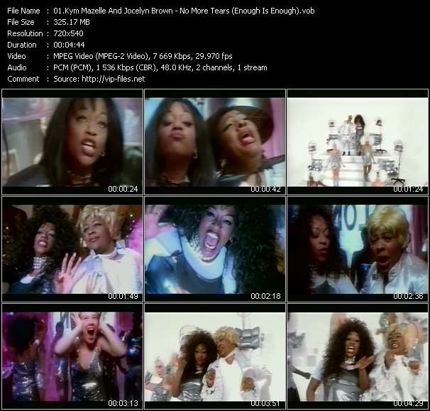 Kym Mazelle And Jocelyn Brown video screenshot