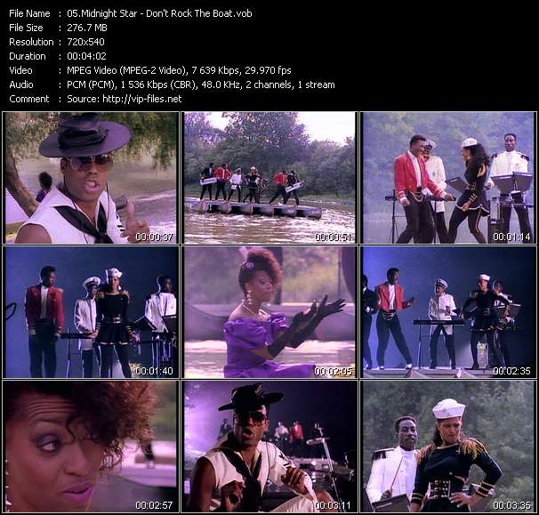Midnight Star video screenshot
