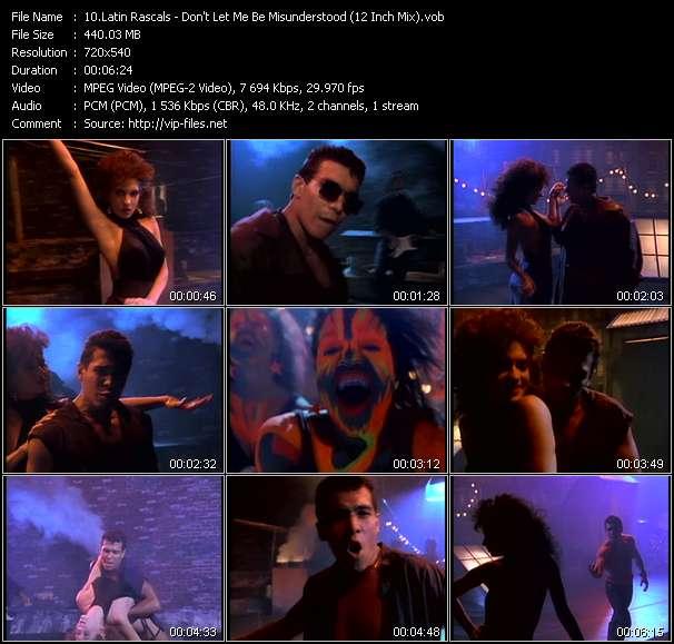Latin Rascals video screenshot