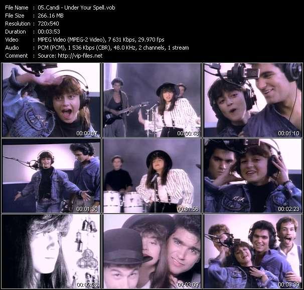 Candi video screenshot
