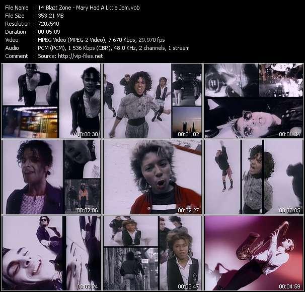 Blazt Zone video screenshot