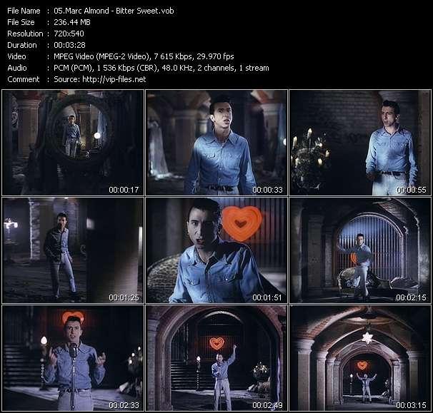 Marc Almond video screenshot