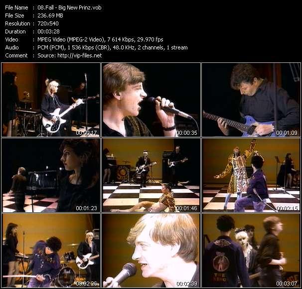 Fall video screenshot