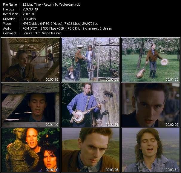 Lilac Time video screenshot