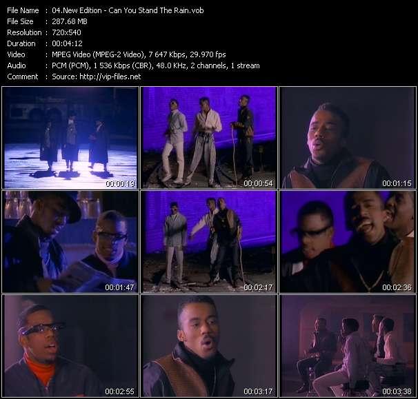 New Edition video screenshot