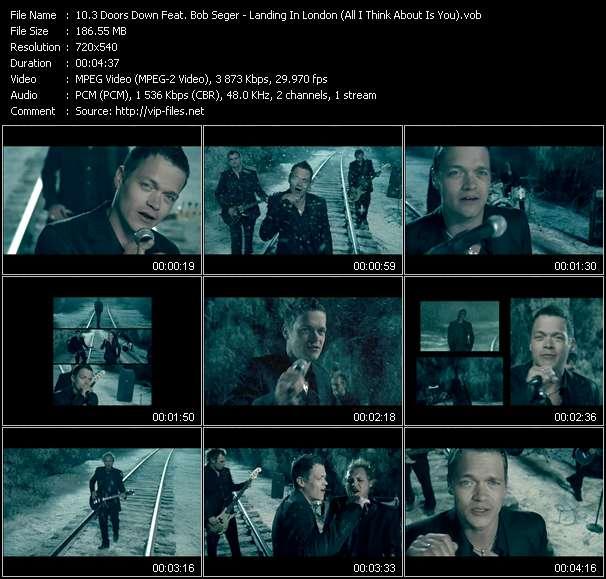 3 Doors Down Feat. Bob Seger video screenshot