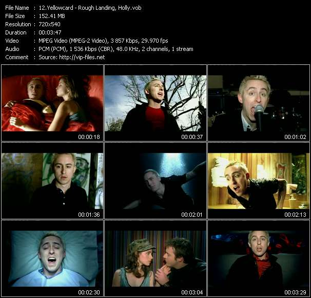 Yellowcard rough landing holly mp3 download