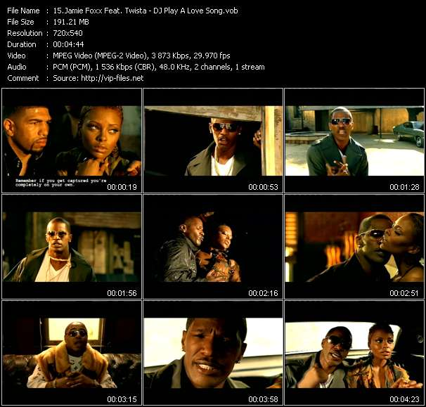 Jamie Foxx Feat. Twista video screenshot