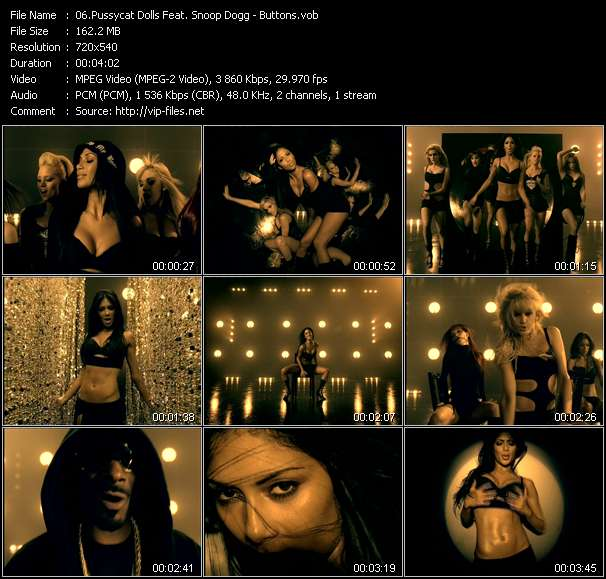 Pussycat Dolls Feat. Snoop Dogg video screenshot