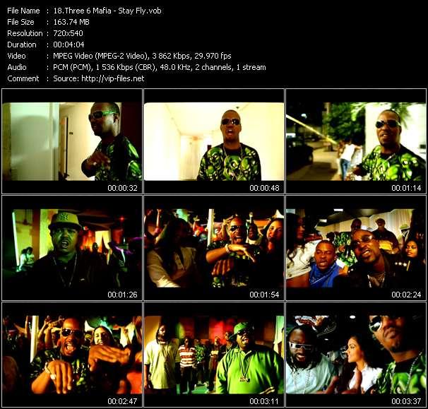 Three 6 Mafia video screenshot