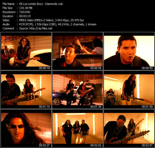 Los Lonely Boys video screenshot