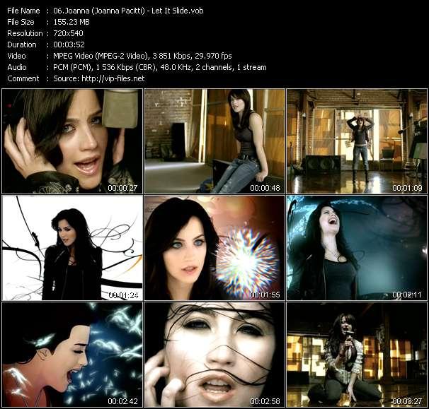 Joanna (Joanna Pacitti) video screenshot
