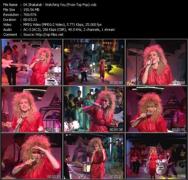 Shakatak video screenshot
