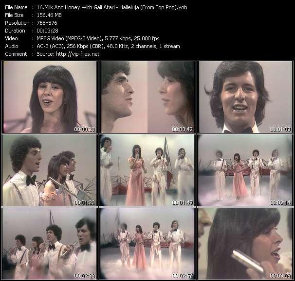 Milk And Honey With Gali Atari video screenshot
