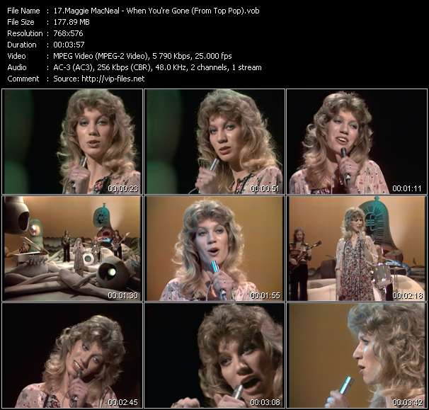 Maggie MacNeal video screenshot