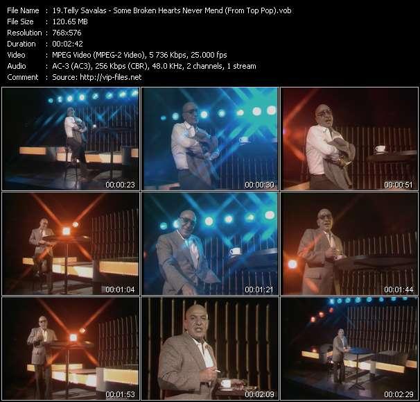 Telly Savalas video screenshot