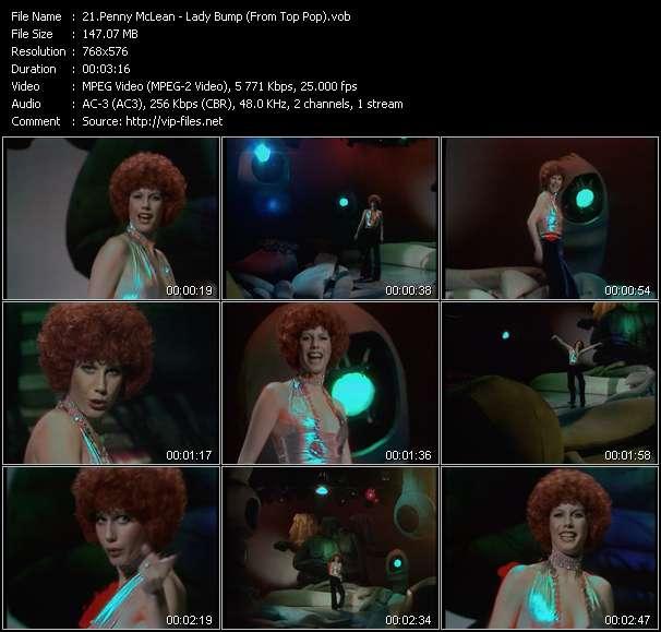 Penny McLean video screenshot