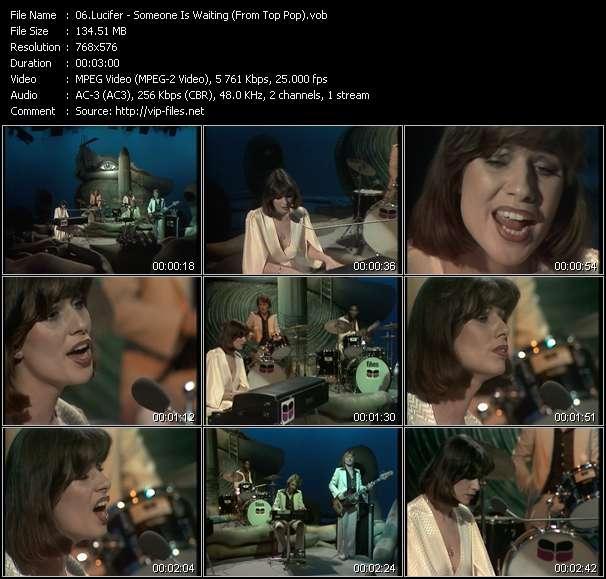 Lucifer video screenshot