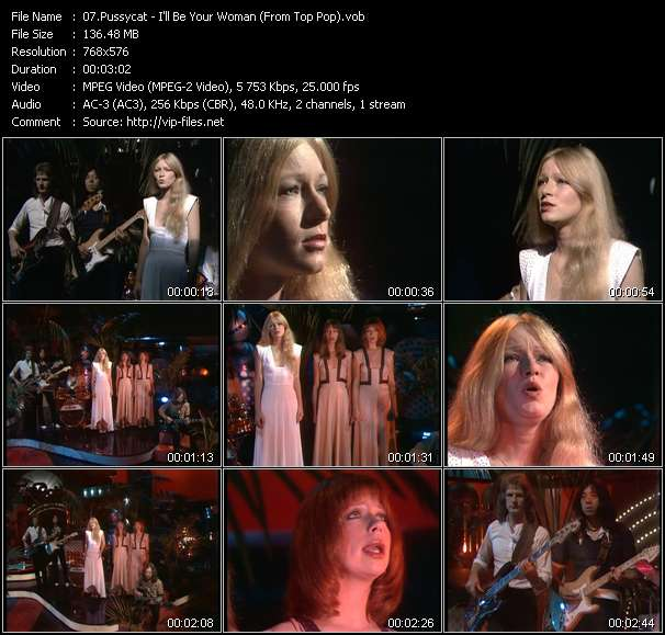 video I'll Be Your Woman (From Top Pop) screen