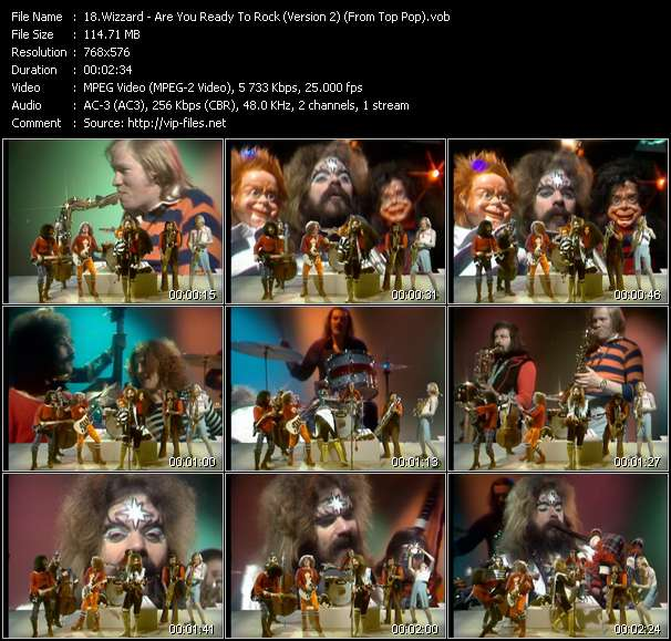 Wizzard video screenshot