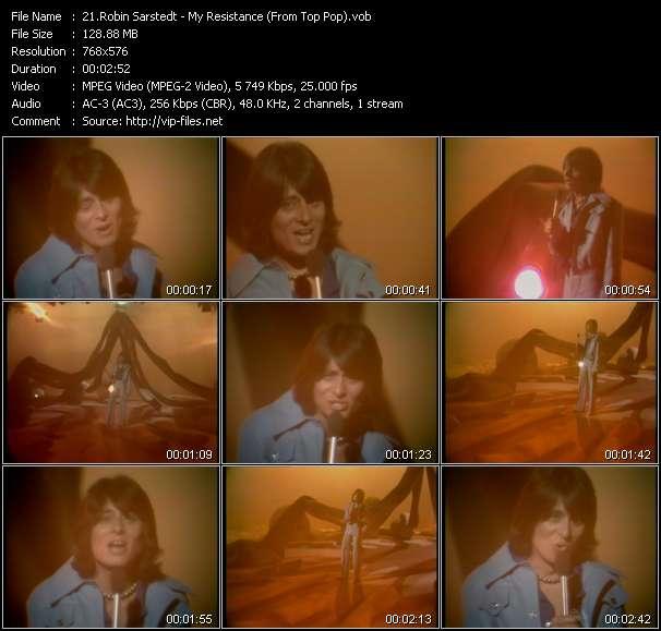 Robin Sarstedt video screenshot