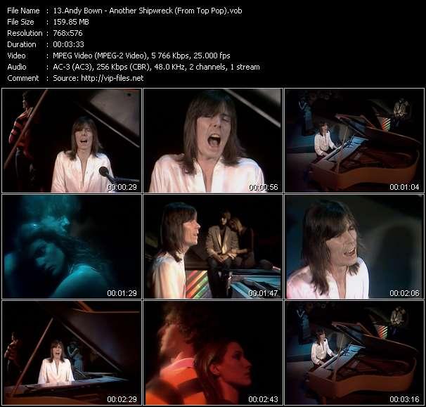 Andy Bown video screenshot