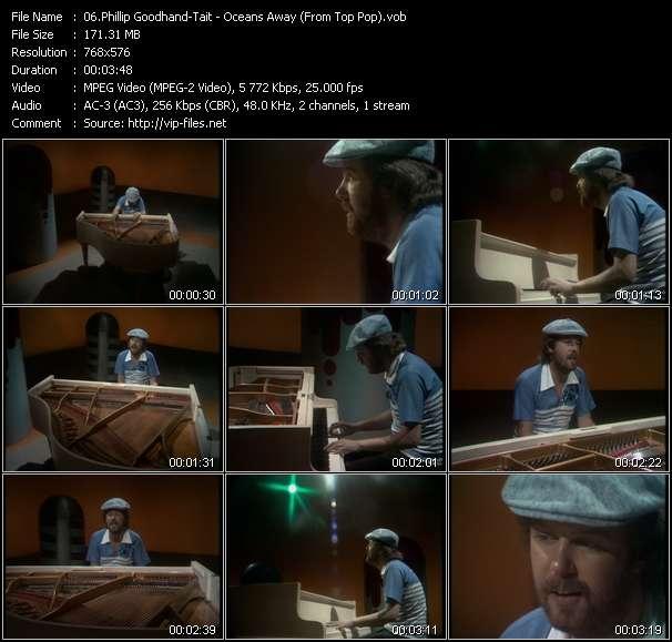 Phillip Goodhand-Tait video screenshot