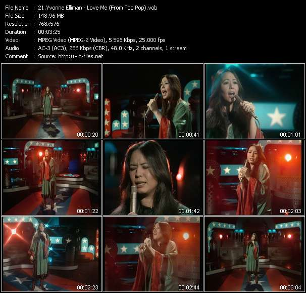 Yvonne Elliman video screenshot