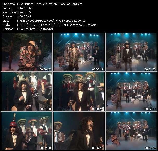 Normaal video screenshot