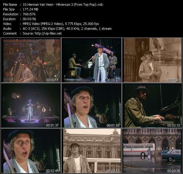 Herman Van Veen video screenshot