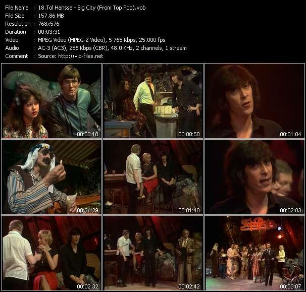Tol Hansse video screenshot