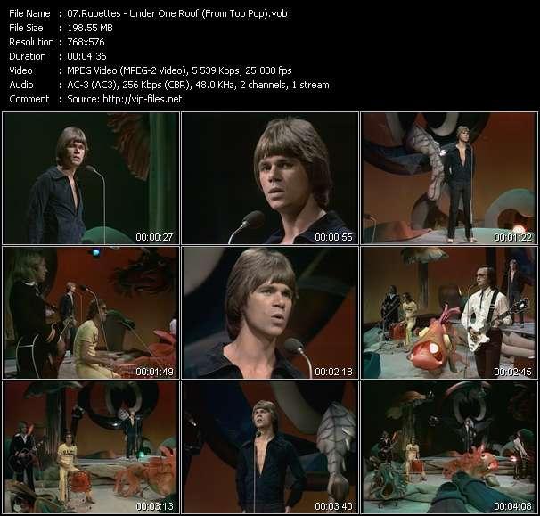 Rubettes video screenshot