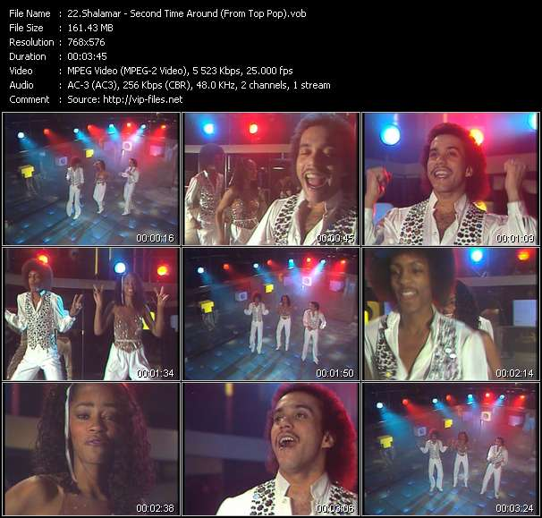 Shalamar video screenshot