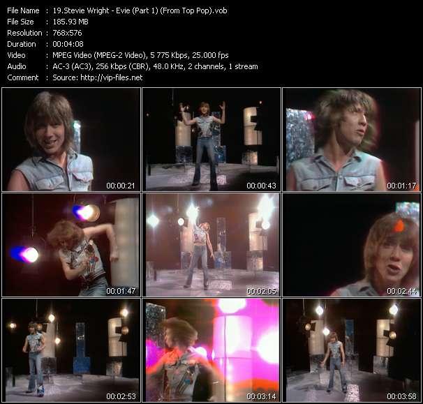 Stevie Wright video screenshot