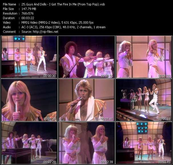 Guys And Dolls video screenshot