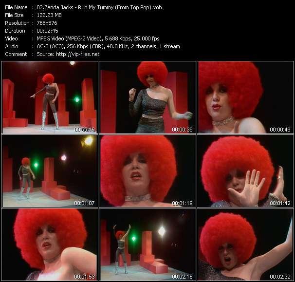 Zenda Jacks video screenshot