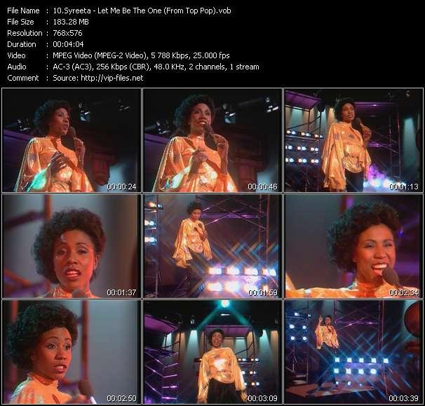Syreeta video screenshot