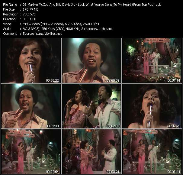 Marilyn McCoo And Billy Davis Jr. video screenshot