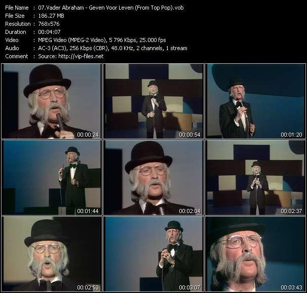 Vader Abraham video screenshot