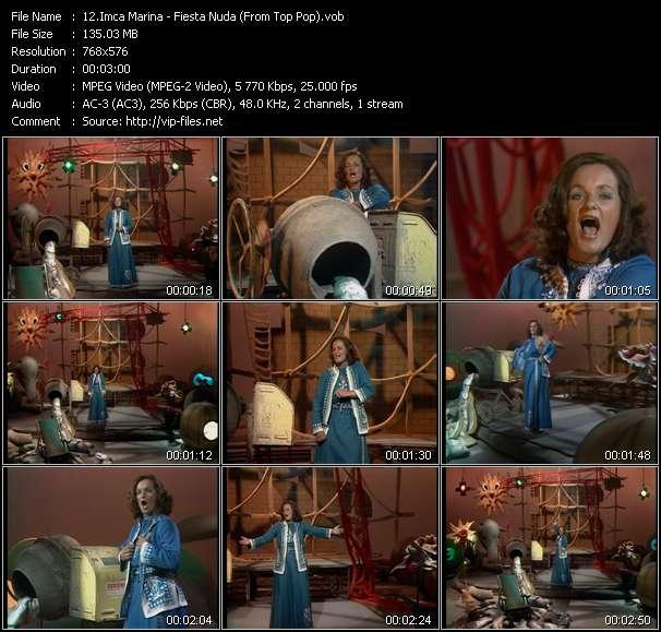 Imca Marina video screenshot