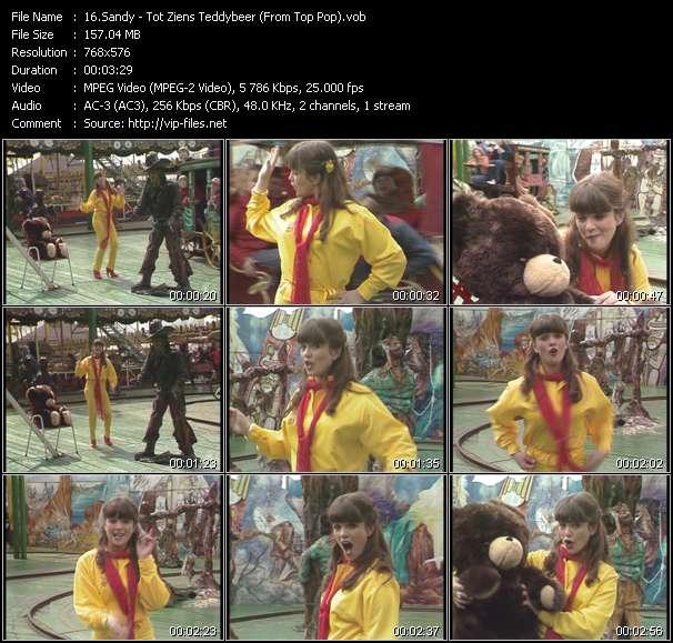 Sandy video screenshot