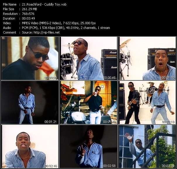 Roachford video screenshot