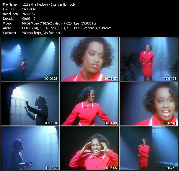 Lavine Hudson video screenshot