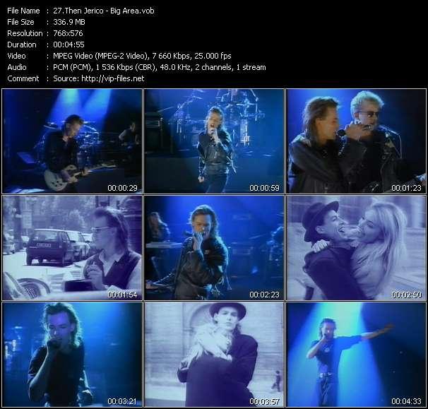 Then Jerico video screenshot
