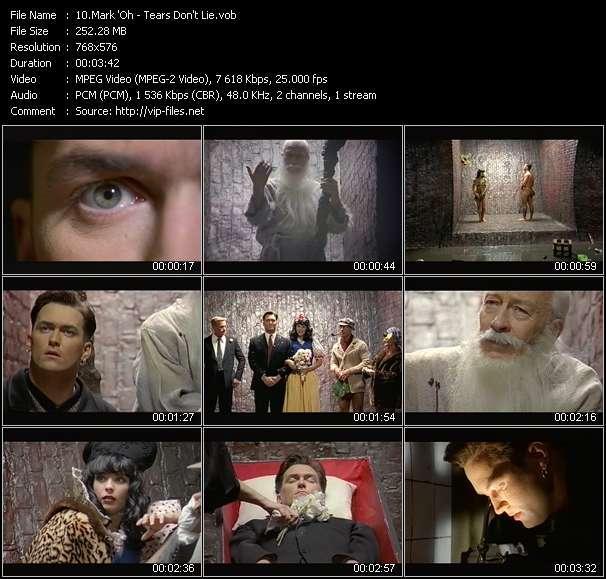 Mark 'Oh video screenshot