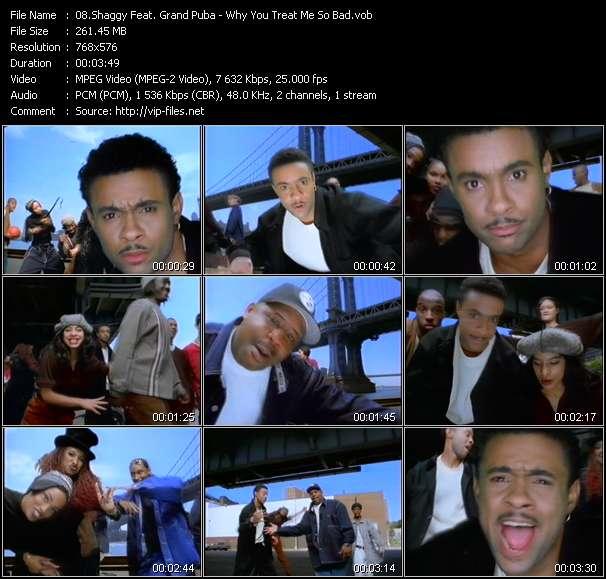Shaggy Feat. Grand Puba video screenshot