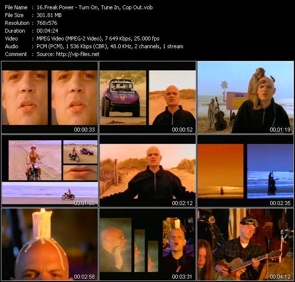 Freak Power (Freakpower) video screenshot